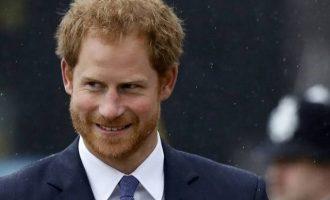 Ο πρίγκιπας Χάρι θέλει να γίνει τραπεζίτης στη Goldman Sachs