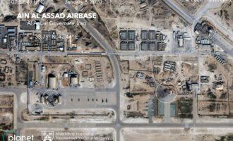 11 Αμερικανοί στρατιώτες τραυματίστηκαν στην πυραυλική επίθεση του Ιράν