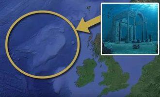 Τη βυθισμένη Ατλαντίδα ισχυρίζεται ότι εντόπισε Βρετανός ιστορικός