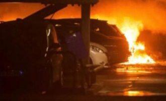 Κούρδοι «αντάρτες πόλης» σκότωσαν Τούρκους αστυνομικούς και πυρπόλησαν αυτοκίνητα
