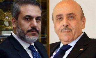 Υπό τις ευλογίες της Μόσχας συμμαχούν μυστικές υπηρεσίες Τουρκίας-Συρίας για να εξαλείψουν τους Κούρδους