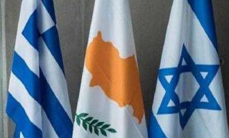 Ο Δένδιας στα Ιεροσόλυμα για την τριμερή Ελλάδας, Κύπρου, Ισραήλ
