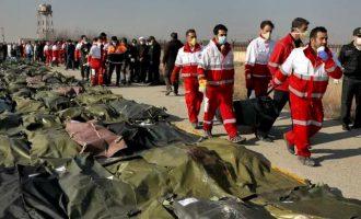 Το Ιράν αρνείται να μοιραστεί άλλα στοιχεία για την κατάρριψη του επιβατικού αεροπλάνου