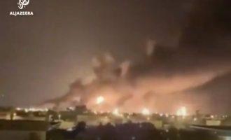 34 Αμερικανοί στρατιώτες με διάσειση από την πυραυλική επίθεση του Ιράν στη βάση Αΐν αλ Άσαντ