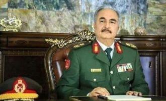 Έτοιμος για συνομιλίες ο στρατάρχης Χαφτάρ, ανακοίνωσε ο ΟΗΕ