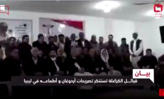 Φυλές των Κούλογλου (Οθωμανών) της Λιβύης: Είμαστε πιστοί μόνο στη Λιβύη και όχι στην Τουρκία