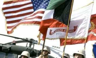 Ψευδής είδηση ότι οι Αμερικανοί αποχωρούν από το Κουβέιτ – «Θύμα χάκινγκ»