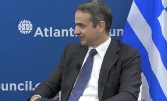 Mητσοτάκης: Γεωγραφικά γελοία η συμφωνία Άγκυρας-Τριπολης – Τι είπε για τις Πρέσπες