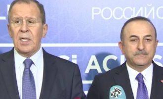 Τα «βρήκαν» Ρώσοι και Τούρκοι για τη Λιβύη και… όρισαν και κατάπαυση πυρός στις 12 Ιανουαρίου