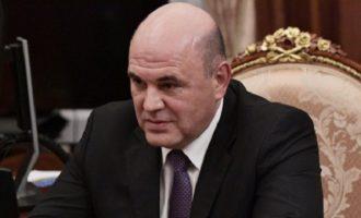 Ο Ρώσος πρωθυπουργός Μιχαήλ Μισούστιν «κλείνει» το μάτι στους επιχειρηματίες