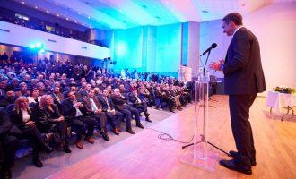 Μητσοτάκης: Η αυτοπεποίθηση της εξωτερικής μας πολιτικής προκαλεί νευρικότητα στην Τουρκία