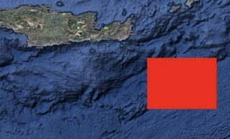 Οι Τούρκοι εξέδωσαν Νavtex για ασκήσεις νότια της Κρήτης