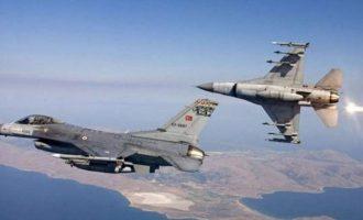 Σκληραίνει τη στάση της η ελληνική πολεμική αεροπορία – Αερομαχίες με τουρκικά αεροσκάφη