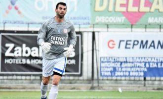 Πέθανε 28χρονος Έλληνας ποδοσφαιριστής νικημένος από τον καρκίνο