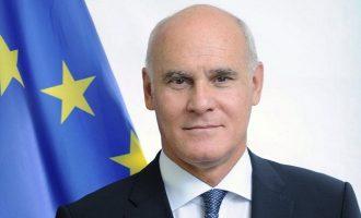 Πορτογάλος ο πρώτος Πρέσβης της Ε.Ε. στη Βρετανία