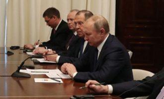 Ο Πούτιν ευελπιστεί σε περαιτέρω πρόοδο για τη Λιβύη