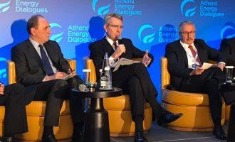 Τζέφρι Πάιατ: Στηρίζουμε ένθερμα τη συνεργασία Ελλάδας, Κύπρου, Ισραήλ για τον EastMed