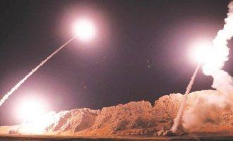 Το Ιράν ισχυρίζεται ότι σκότωσε 80 Αμερικανούς στρατιώτες στις βάσεις που βομβάρδισε