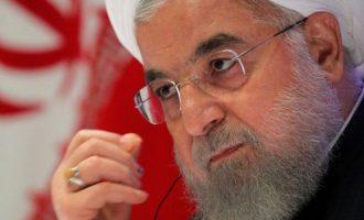 Χασάν Ροχανί: Το Ιράν θα κόψει το πόδι των ΗΠΑ στην περιοχή