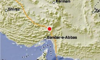Σεισμός 5,7 Ρίχτερ στο Ιράν – Αισθητός σε πολλές περιοχές