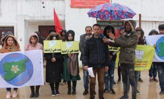 «Η Τουρκία κάνει πλύση εγκεφάλου σε νεαρούς Σύρους και τους στέλνει να πεθάνουν στη Λιβύη»