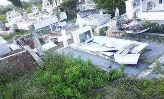 21χρονος Ρομά ξέθαψε γυναίκα από τάφο για να της πάρει τα χρυσαφικά