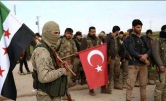 3.250 τζιχαντιστές από τη Συρία έχει στρατολογήσει ο Ερντογάν για να πολεμήσουν στη Λιβύη
