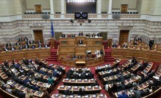 Σε «αναμονή» τα δύο μνημόνια συνεργασίας με τη Βόρεια Μακεδονία επειδή η κυβέρνηση… μπλόκαρε