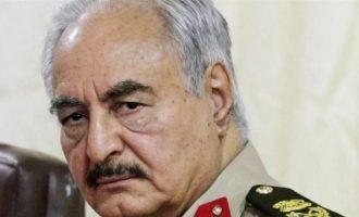 Ο Λιβυκός Εθνικός Στρατός χαιρετίζει στα ελληνικά τη συμφωνία Ελλάδας-Αιγύπτου για την ΑΟΖ