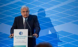 Γ. Παπαθανασίου: «Ψήφος εμπιστοσύνης στην εθνική οικονομία, η επένδυση των ΕΛΠΕ στη Κοζάνη»