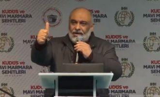 Μπουλέντ Γιλντιρίμ (πρωτοπαλίκαρο Ερντογάν): Θα καταστρέψουμε το Ισραήλ, θα απελευθερώσουμε την Ιερουσαλήμ
