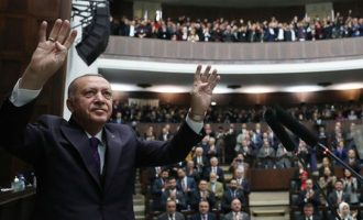 Ερντογάν: Οι ΗΠΑ απειλούν εμένα και τον αρχηγό της MİT