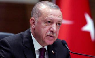 Ερντογάν: Ο Μωάμεθ ο Πορθητής ήταν ο ηγέτης των Ορθοδόξων