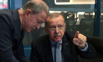 Απειλές Ερντογάν: Θα ενισχύσουμε το ναυτικό μας για τη «Γαλάζια Πατρίδα»