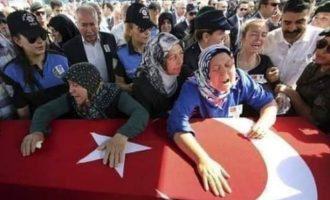 165 Τούρκοι νεκροί στην Ιντλίμπ υποστηρίζει τουρκική αντικαθεστωτική ιστοσελίδα