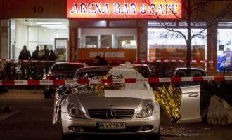 Έντεκα νεκροί σε μακελειό σε γερμανική πόλη – Νεκρός κι ο ένοπλος δράστης