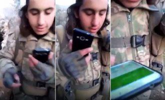 Φιλότουρκος τζιχαντιστής τηλεφώνησε σε μάνα Σύρου στρατιώτη: «Αποκεφάλισα τον γιο σου»