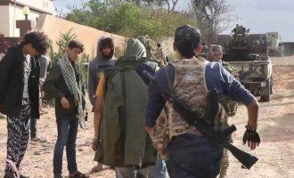Νέα τουρκικά στρατόπεδα στη Λιβύη