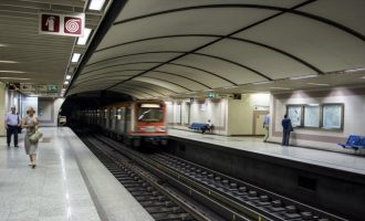 Χωρίς Μετρό η Αθήνα έως τις 10.00
