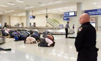 Αφεντικό της Ryanair: Πιο αυστηρούς ελέγχους στους μουσουλμάνους στα αεροδρόμια