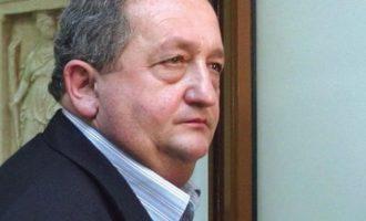 Πέθανε ο αγροτοσυνδικαλιστής και πρώην δήμαρχος Θανάσης Νασίκας
