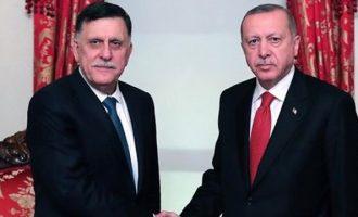 Jerusalem Post: Ο Ερντογάν εκβίασε τον Σαράτζ για να του δώσει στρατιωτική βοήθεια