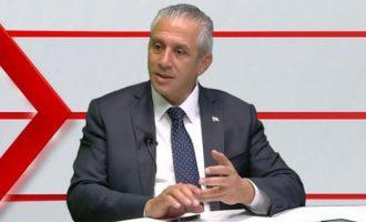 Τουρκοκύπριος «Υπουργός Ενέργειας»: Τίποτα δεν μπορεί να γίνει στην Αν. Μεσόγειο χωρίς την Τουρκία