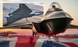 Δείτε το μαχητικό 6ης γενιάς «Θύελλα» που θέλει να εκθρονίσει τα F-35 (βίντεο)