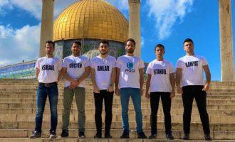 Τουρκική πρόκληση στο Όρος του Ναού στην Ιερουσαλήμ: «Το Ισραήλ καταλαβαίνει μόνο από ισχύ»