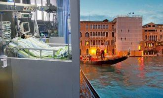 Κοροναϊός: Ο πρώτος θάνατος Ευρωπαίου από τον φονικό Covid-19 στη Βενετία