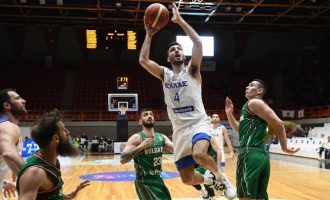 Eurobasket: Η Εθνική Ελλάδος νίκησε τη Βουλγαρία 73-63 και έκανε το πρώτο βήμα για την πρόκριση