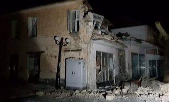 Ισχυρός σεισμός 5,6 Ρίχτερ στην Πάργα – Σείστηκαν Ήπειρος και Κέρκυρα – Κατέρρευσαν σπίτια
