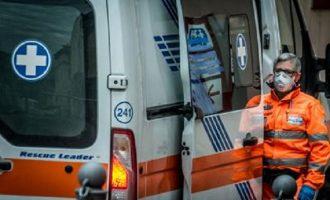 Ιταλία: Περισσότεροι από 10.000 οι νεκροί από τον κοροναϊό – 889 πέθαναν σε 24 ώρες