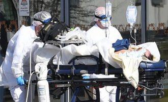 Covid-19: Στο 4,7% η θνητότητα παγκοσμίως – Στο 3,4% η Ελλάδα στο 11% η Ιταλία
